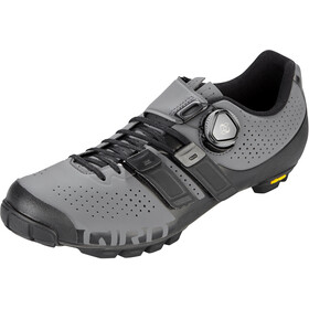 Giro Code Techlace Schuhe Herren dark shadow/black